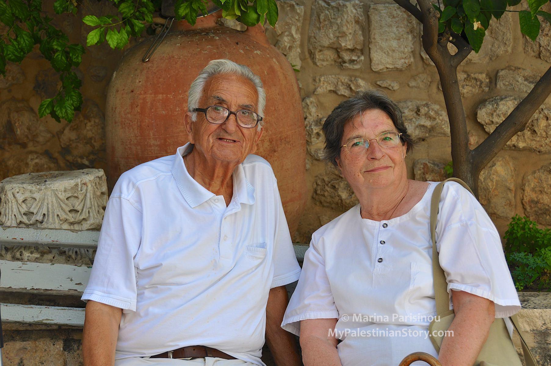 Vassos and Marianne – Jul 2014